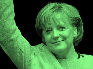 La Cancelliera verde: come la speranza, come i suoi probabili alleati, come l'Europa federale